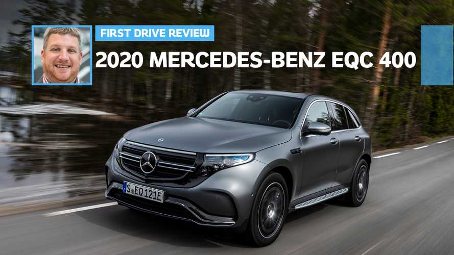 2020 Mercedes-Benz EQC400 First Drive: EQualizing Luxury