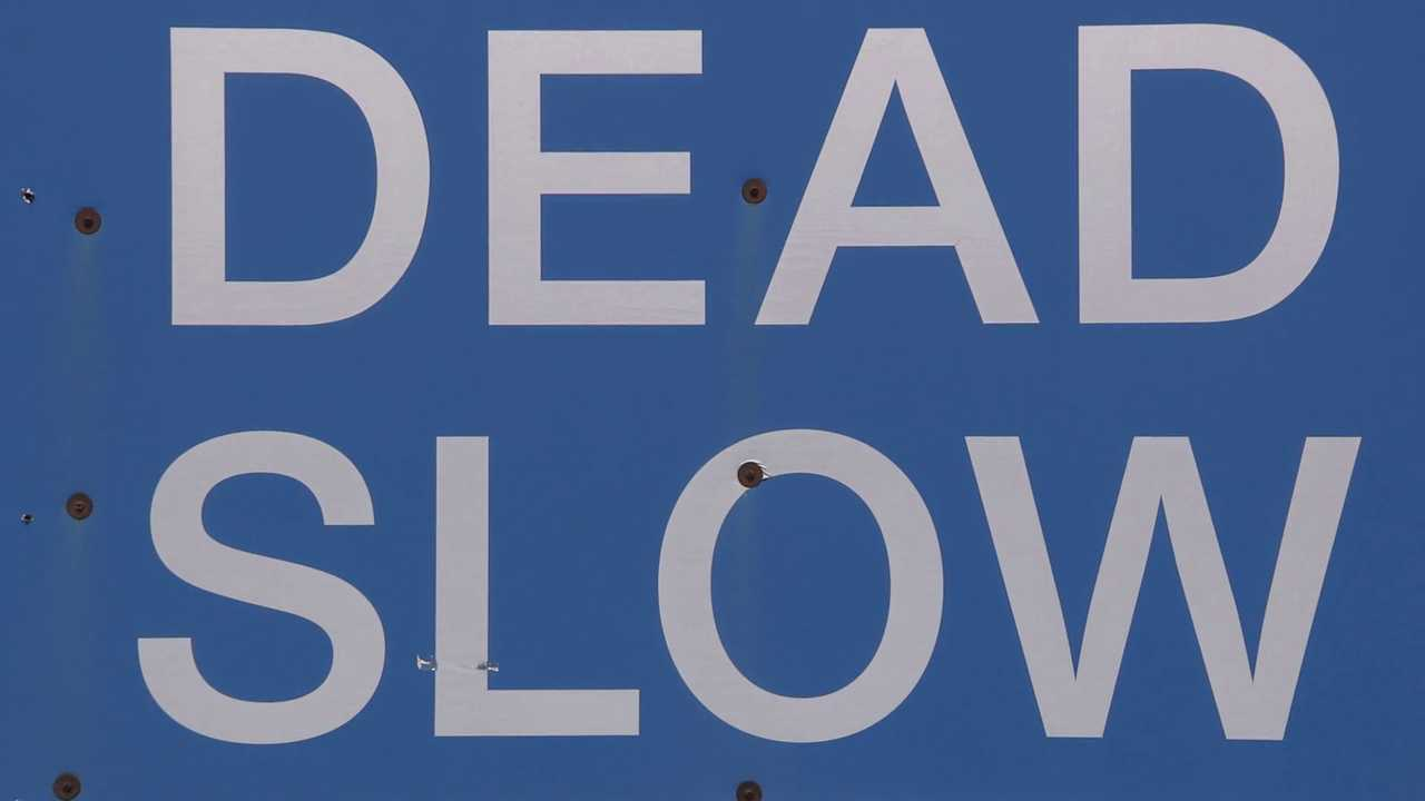 How Slow Is Too Slow?