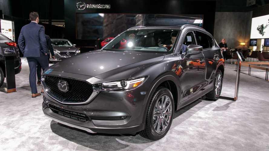 2019 Mazda CX-5 2.2 Litre Dizel (New York Otomobil Fuarı 2019)