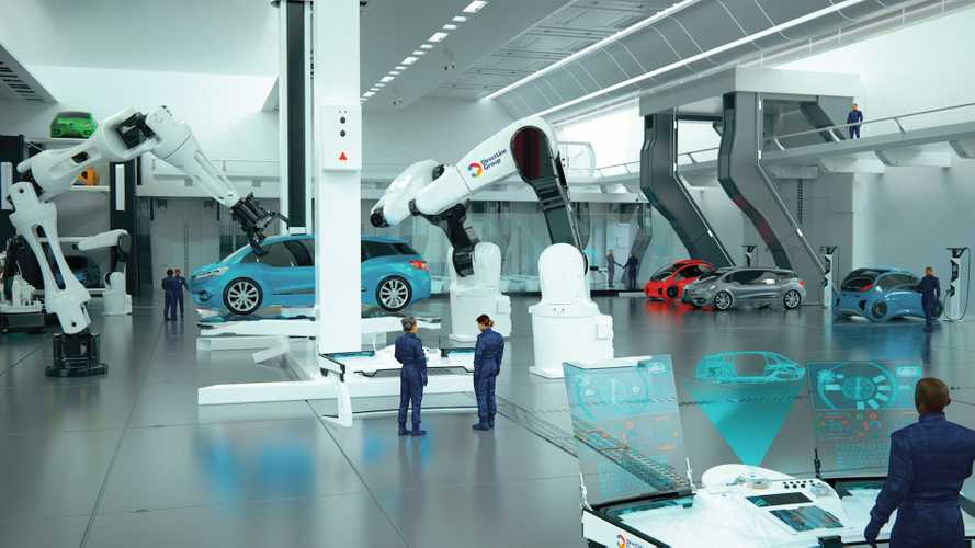 Is This The Repair Garage Of The Future?