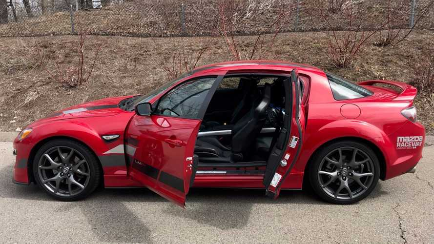 Only Two Of These 2011 Mazda RX-8 LM20s Were Ever Made