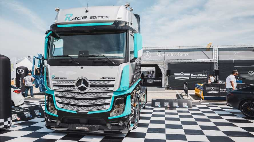 MB Actros Race Edition