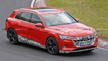 2020 Audi e-Tron Quattro S Spy Photos