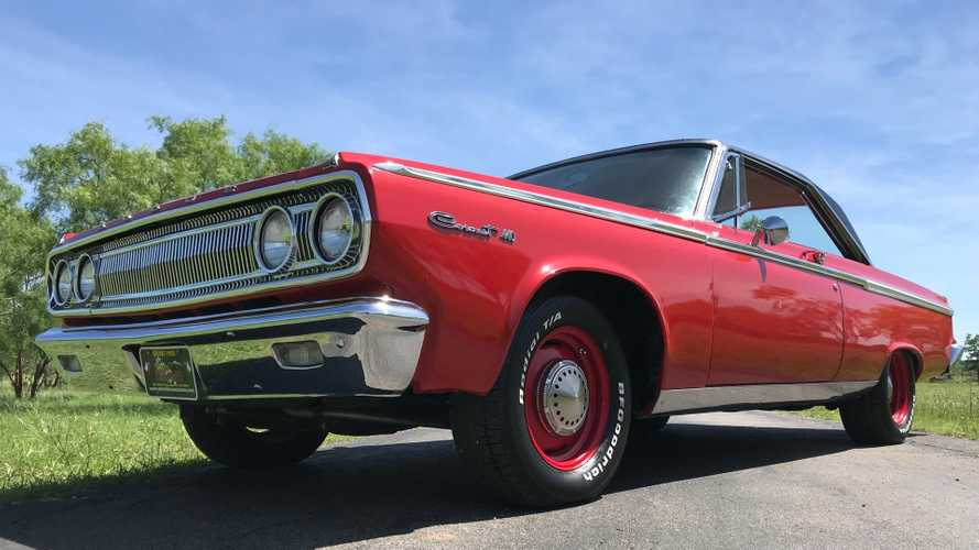 1965 Dodge Coronet Hits And Rips With A 440