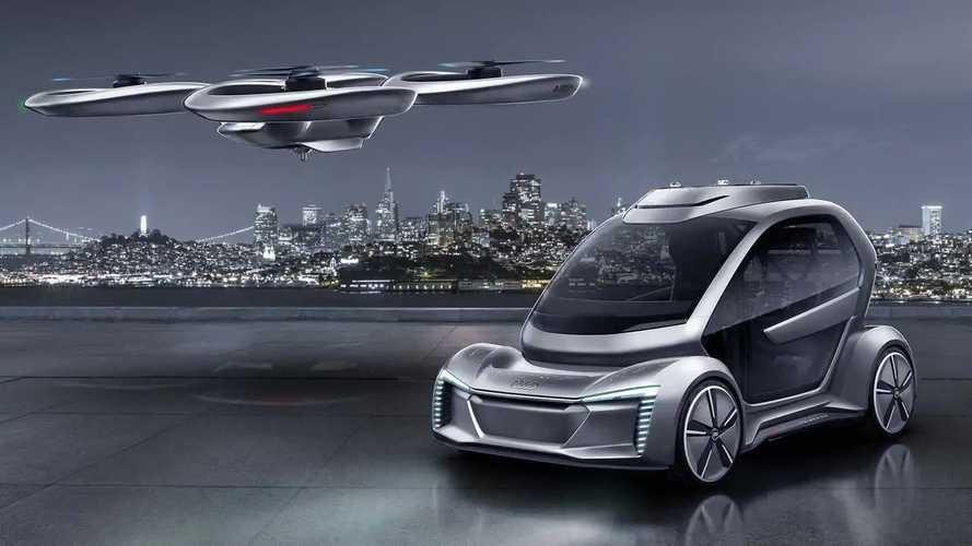 Repülő autók által használt szenzortechnológián dolgozik a Bosch