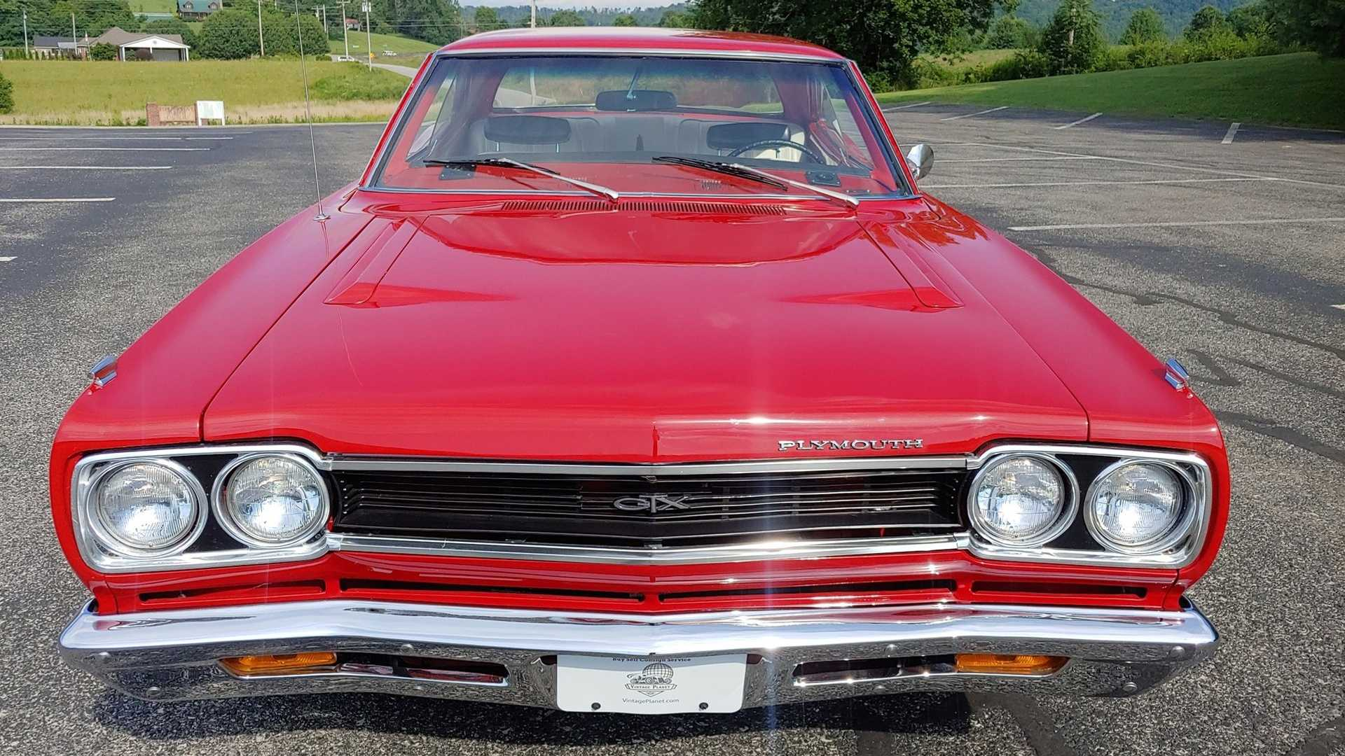 "[""Matador Red Looks Stunning On This 1968 Plymouth GTX""]"