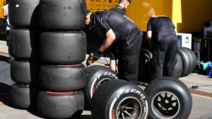 F1, dal 2021 arriva un sistema di controllo della pressione gomme