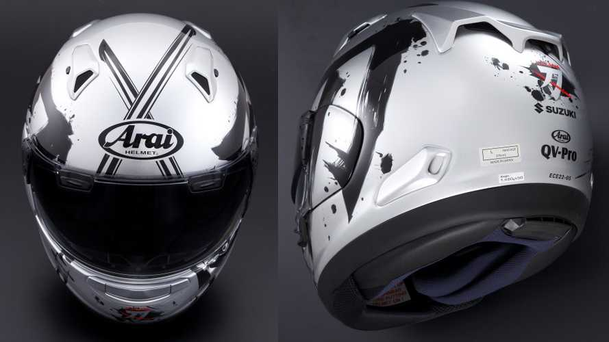 Special Edition Arai Katana Helmet Available Down Under