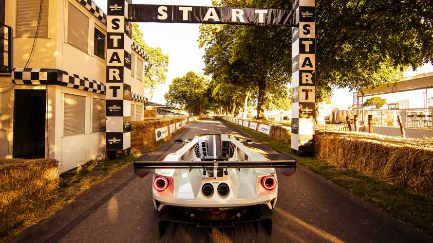 2019 Goodwood Festival Of Speed: See The Livestream Of Day 4