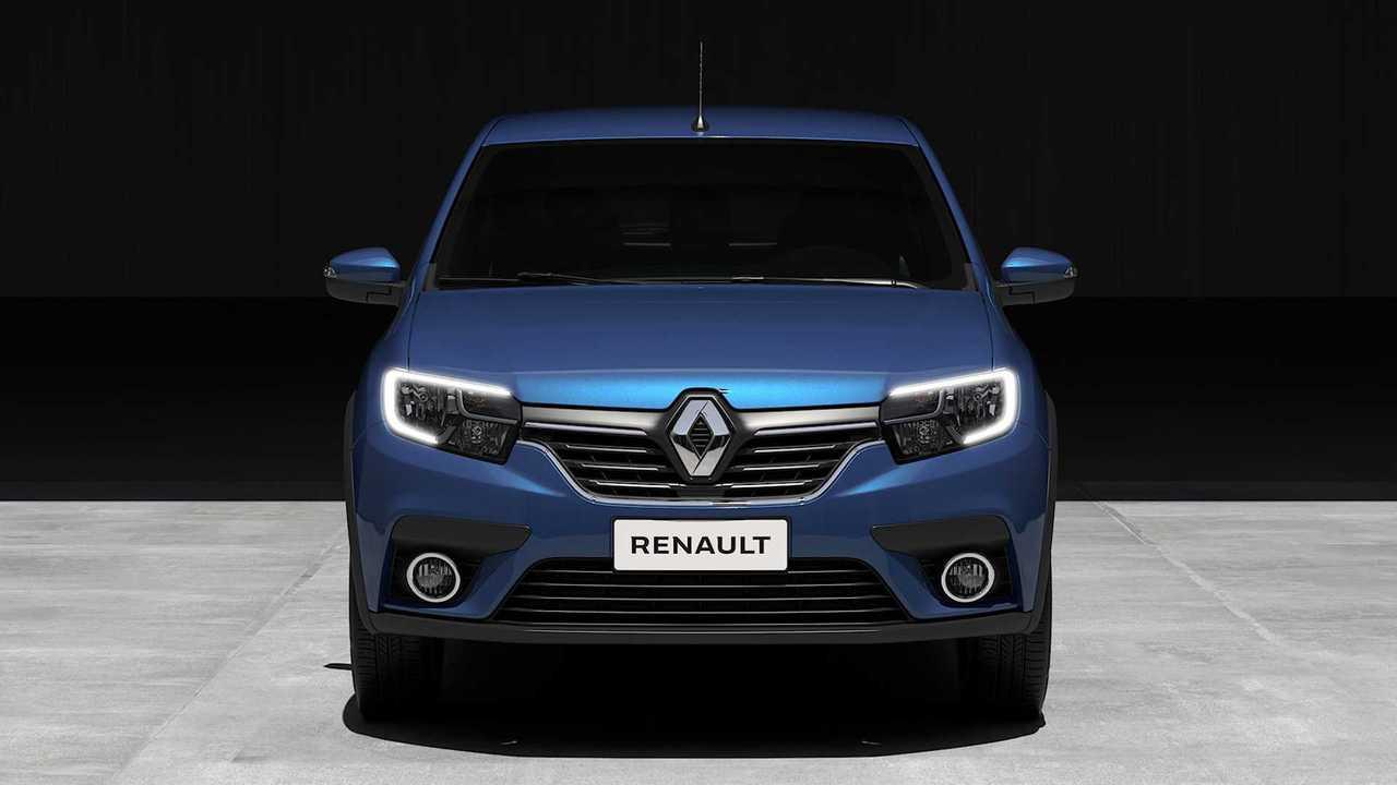 Renault Sandero 2020 - Teaser