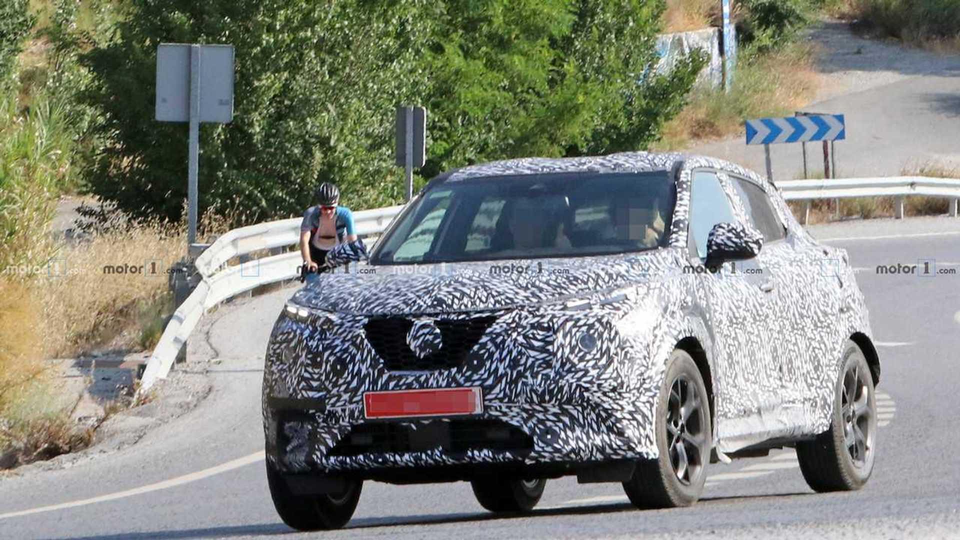2020 - [Nissan] Juke 2 - Page 7 New-nissan-juke-spy-photo