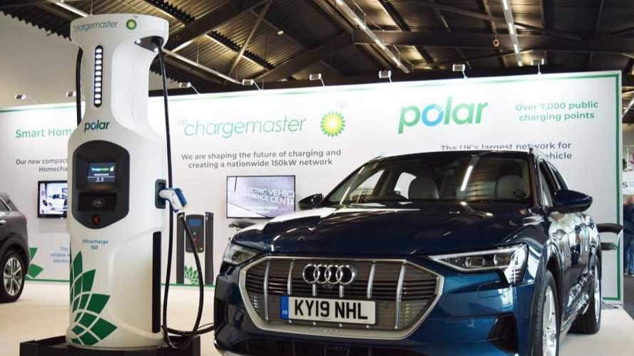 BP, yeni hızlı şarj sistemi Ultracharge 150'yi tanıttı