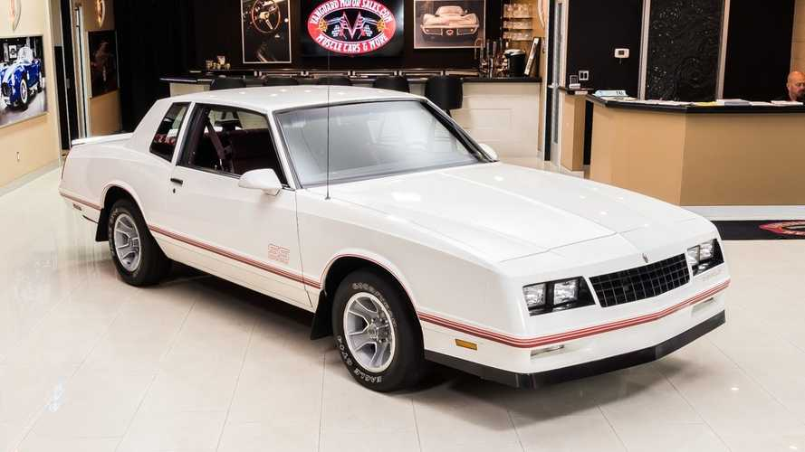 This Is The Perfect 1988 Chevrolet Monte Carlo SS