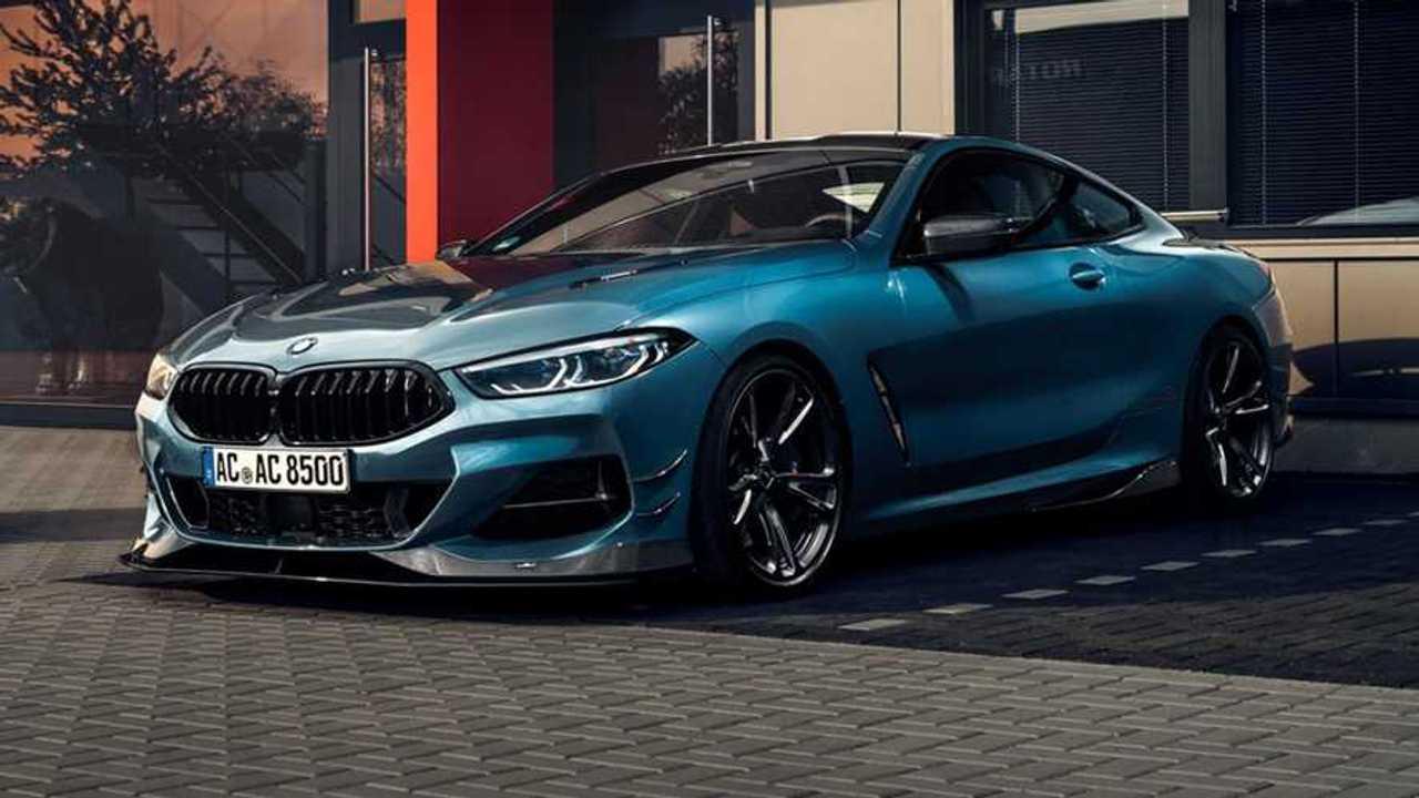 BMW 8 Series by AC Schnitzer