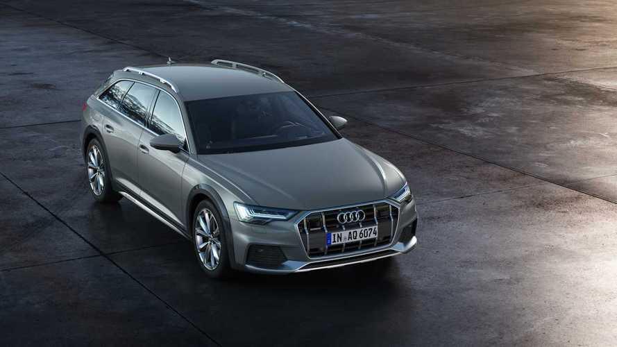 Audi A6 Allroad (2019) - Toutes les photos, toutes les infos