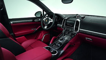 2013 Porsche Cayenne Turbo S