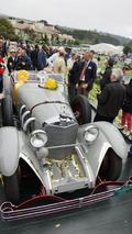 1928 Mercedes-Benz 680S Saoutchik Torpedo at Pebble Beach Concours d'Elegance 2012