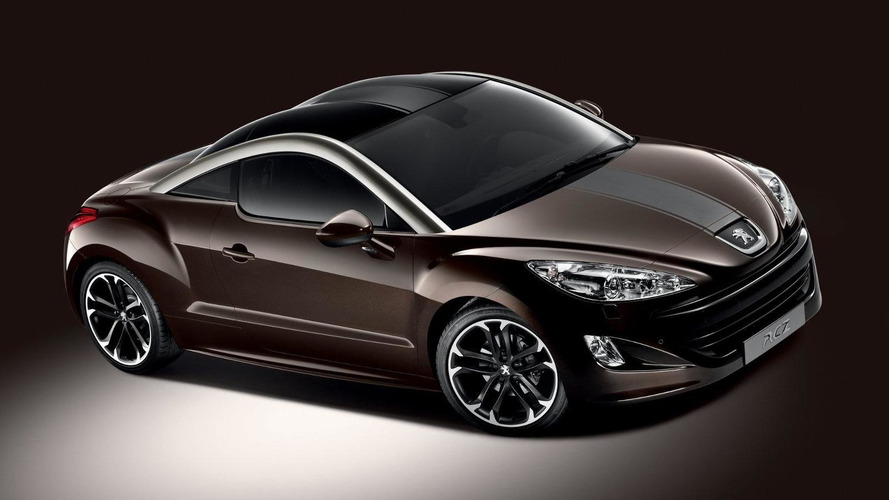 Peugeot RCZ Brownstone limited edition announced (DE)