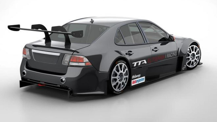 Saab lives... at least in the Swedish Racing Elite League