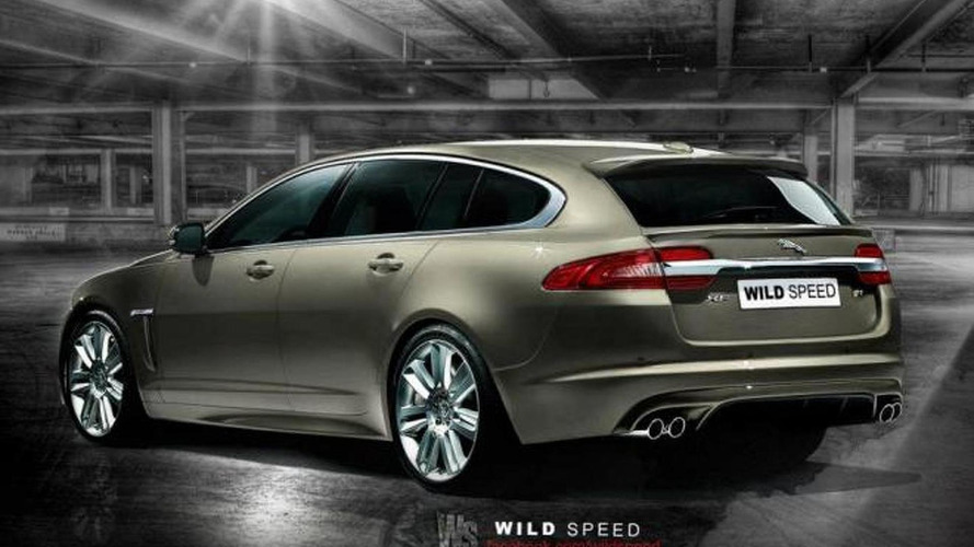 Jaguar XF Sportbrake design analysis