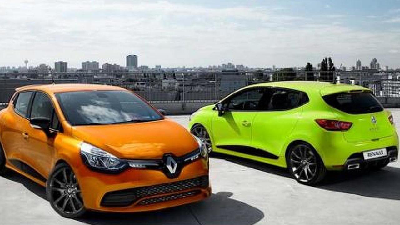 Renault Clio RS speculative rendering, 1200, 05.07.2012