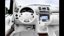Luxus-Yacht auf Rädern