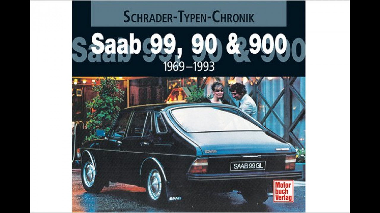 Martin Gollnick: Saab 99, 90 & 900