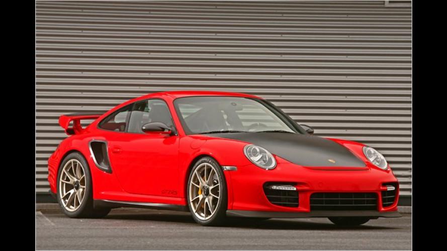 356 km/h: Wimmer macht GT2 RS zum Über-Über-911