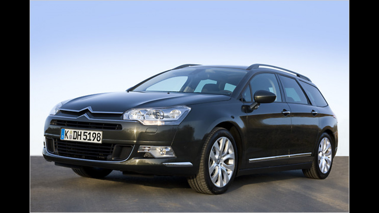 Test: Citroën C5 Tourer