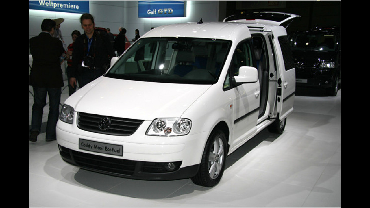 VW Caddy Maxi Life EcoFuel