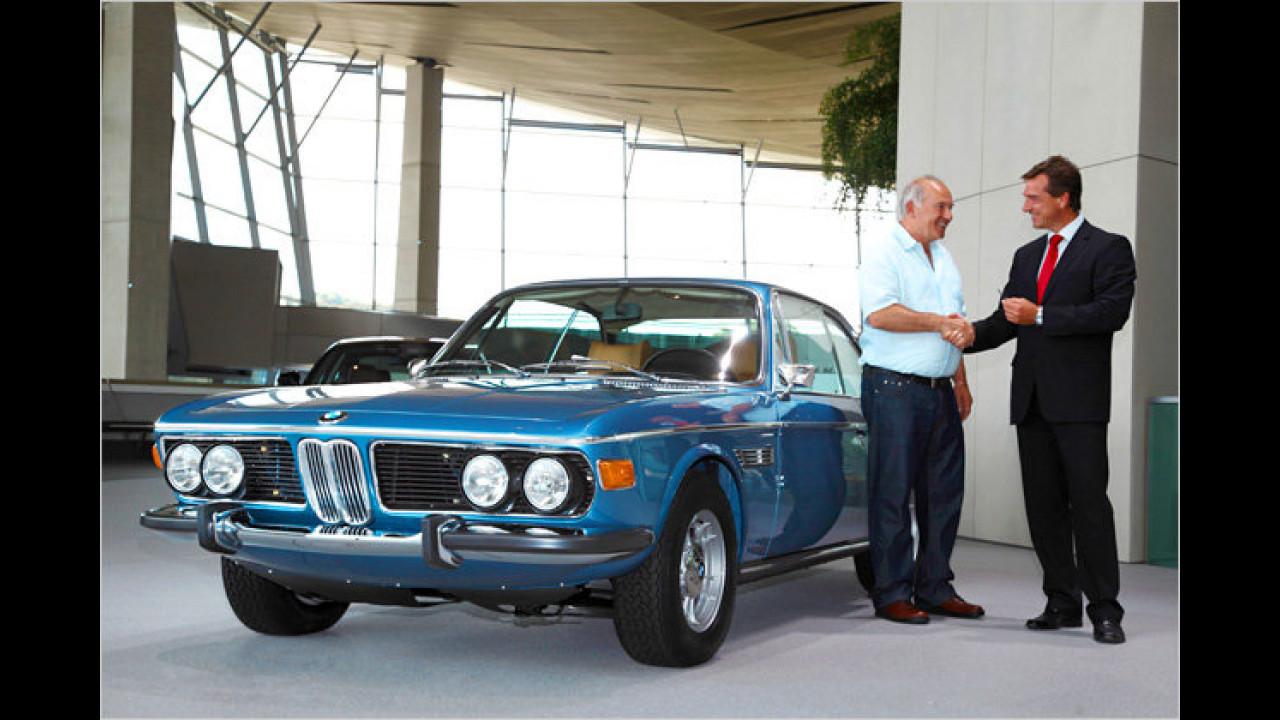 Platz 19: BMW CS