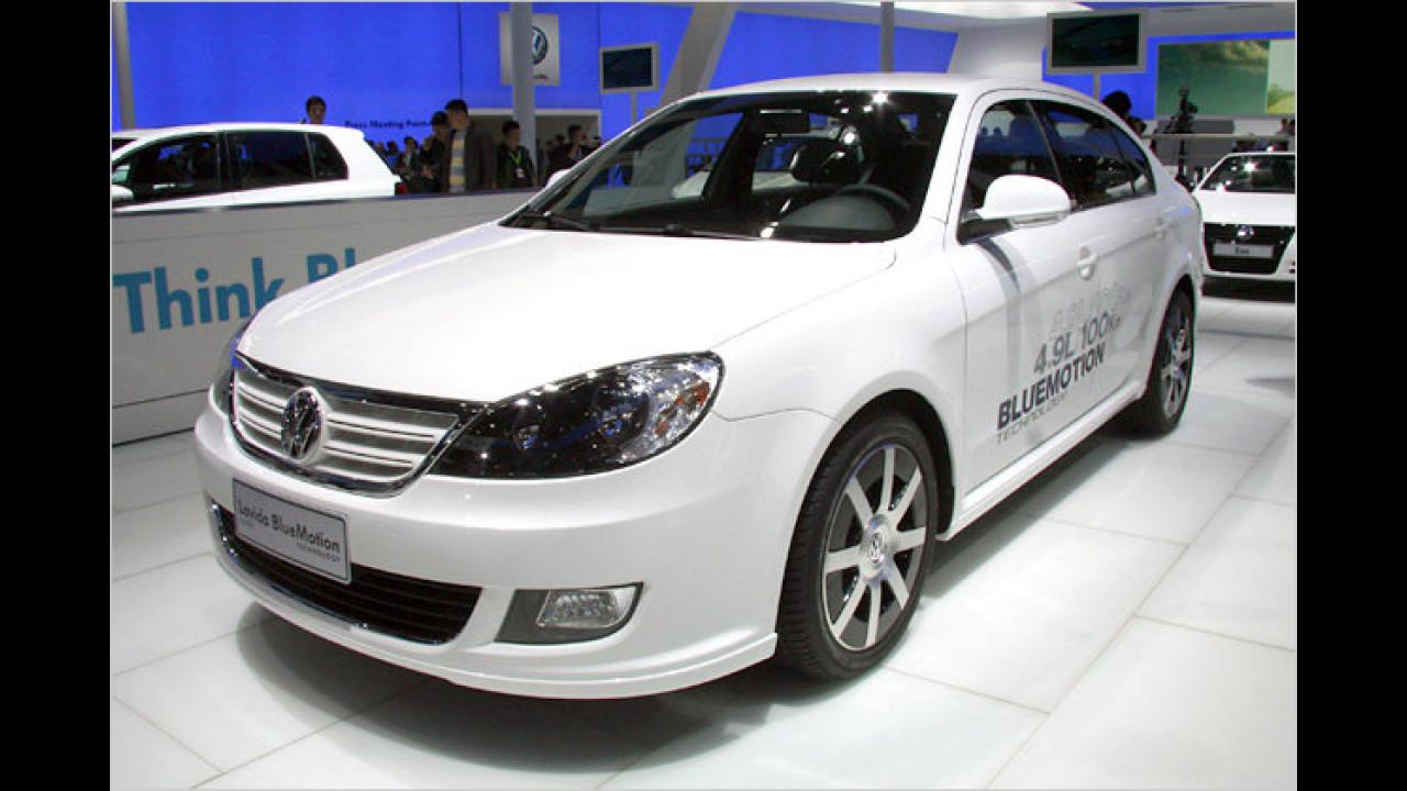 VW Lavida BlueMotion