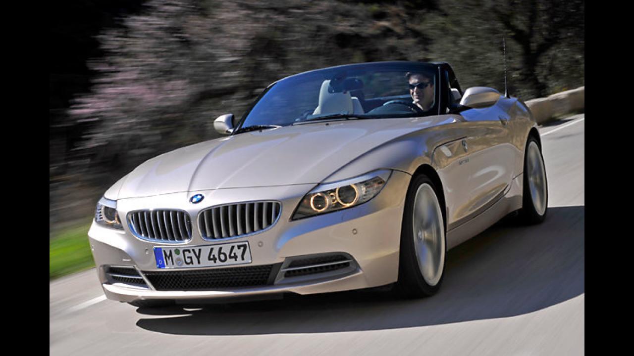 Sportwagen: BMW Z4