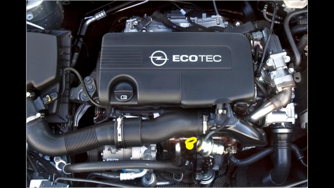 1,7-Liter-Diesel sparsamer als alter 1,3-Liter
