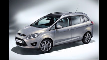 IAA: C-Max auch in lang