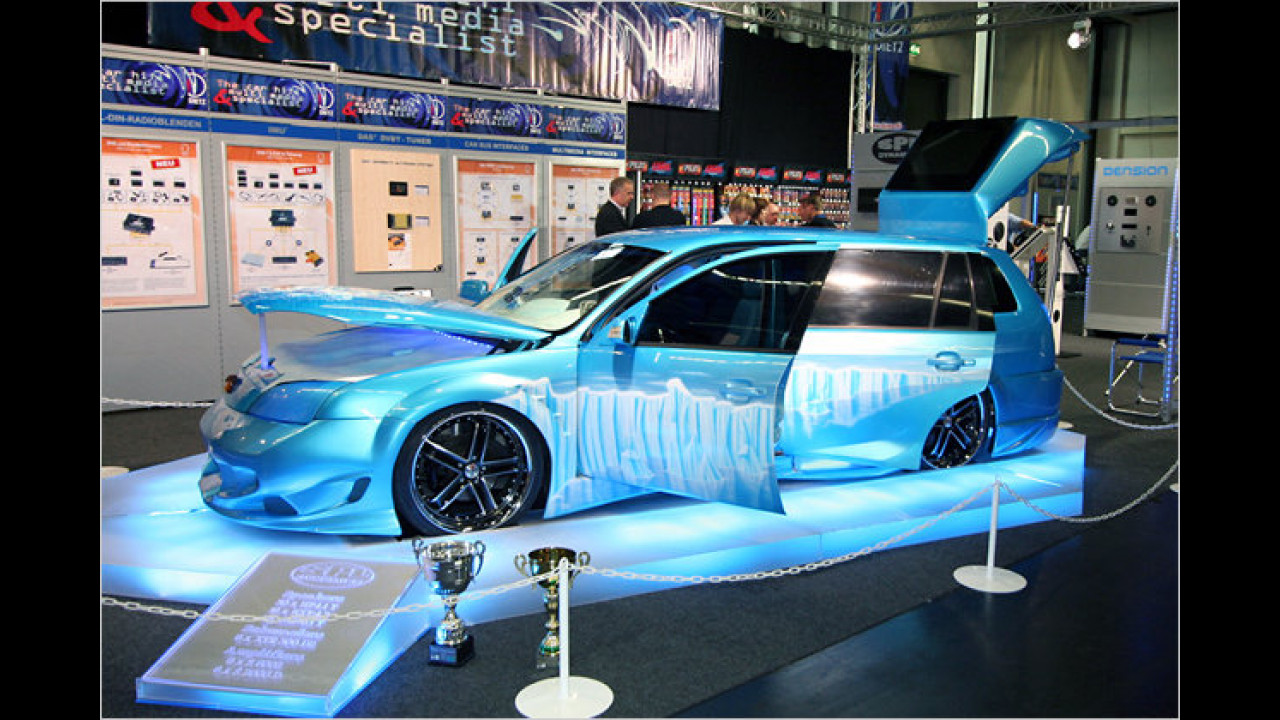Ford Mondeo (Car&Sound 2009)