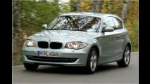 Deutsche Autos vorn
