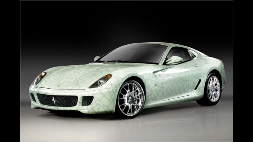 Edler Renner: Ferrari 599 GTB Fiorano China Limited Edition