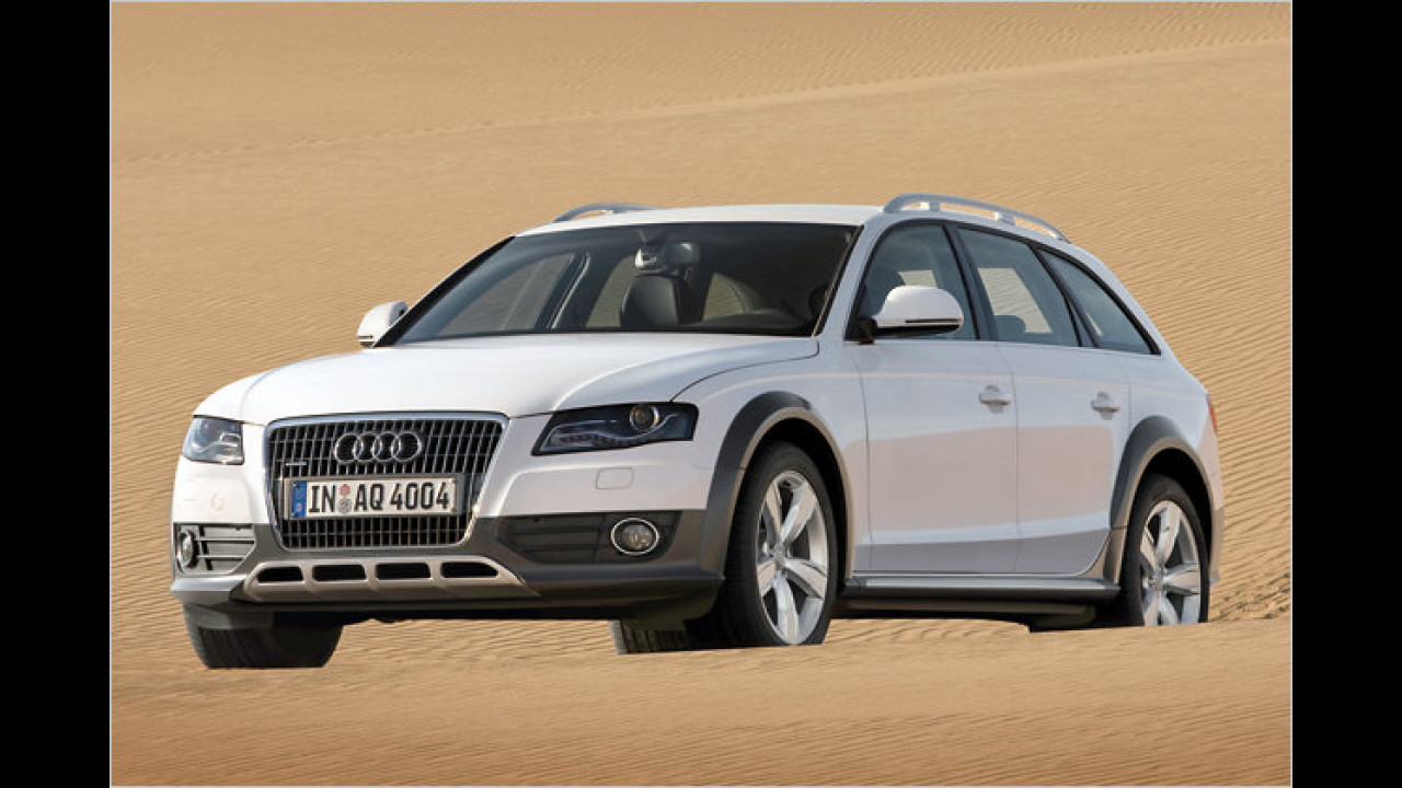 Audi A4 2.0 TDI allroad quattro