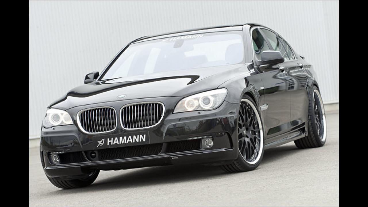 Getunter BMW 7er