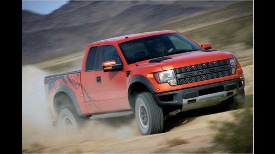 Ford auf der SEMA 2008