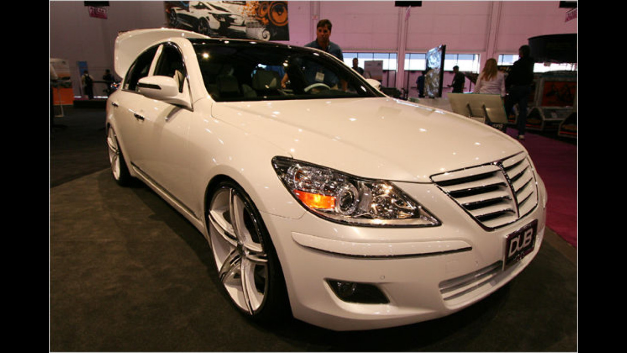 Hyundai Genesis DUB