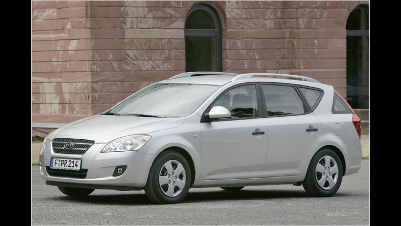 KIA Cee´d Sporty Wagon 1.4 LX