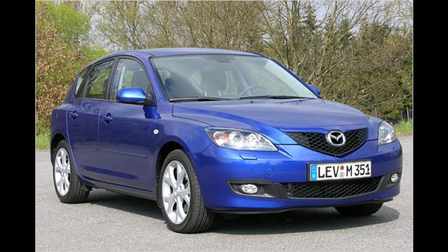 Mazda: Hocheffizienter Diesel-Partikelfilter entwickelt
