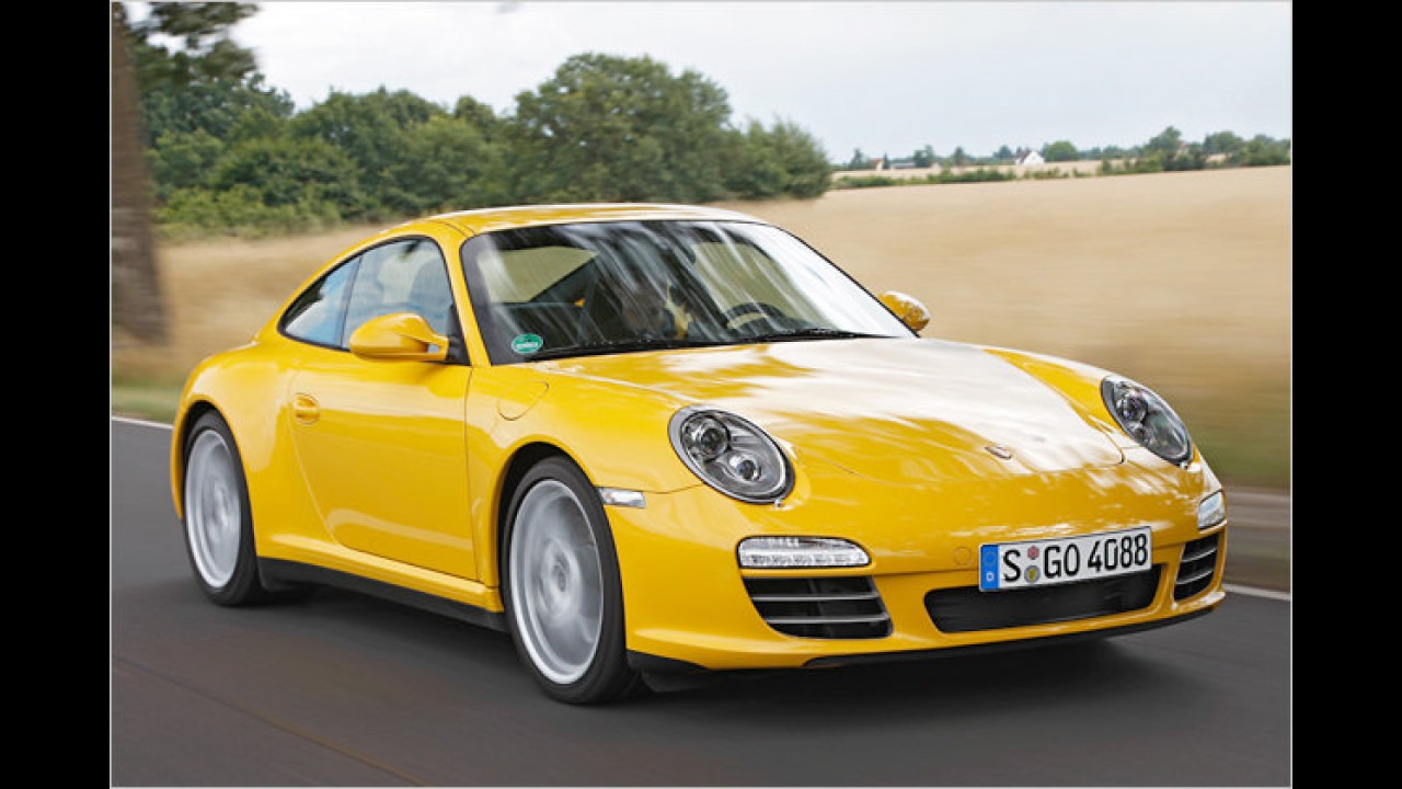 Porsche 911 Carrera Coupé S PDK
