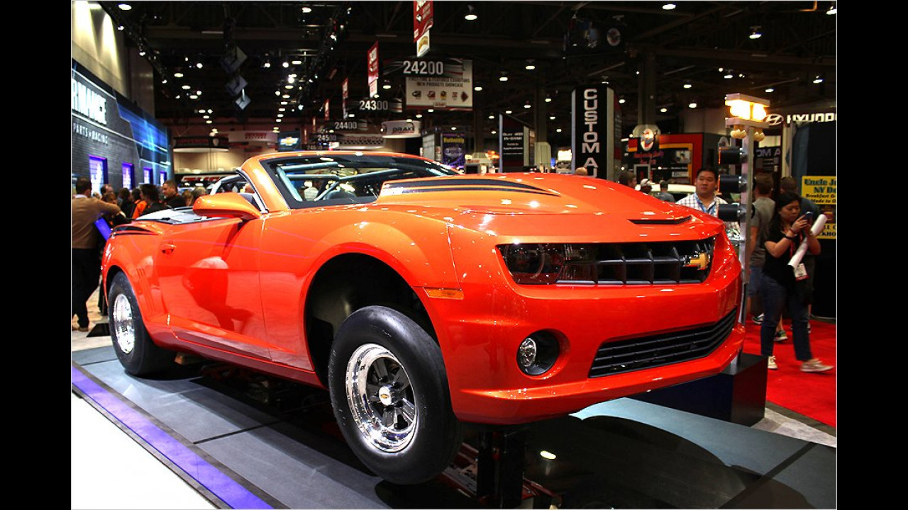 Chevrolet COPO Camaro Cabrio