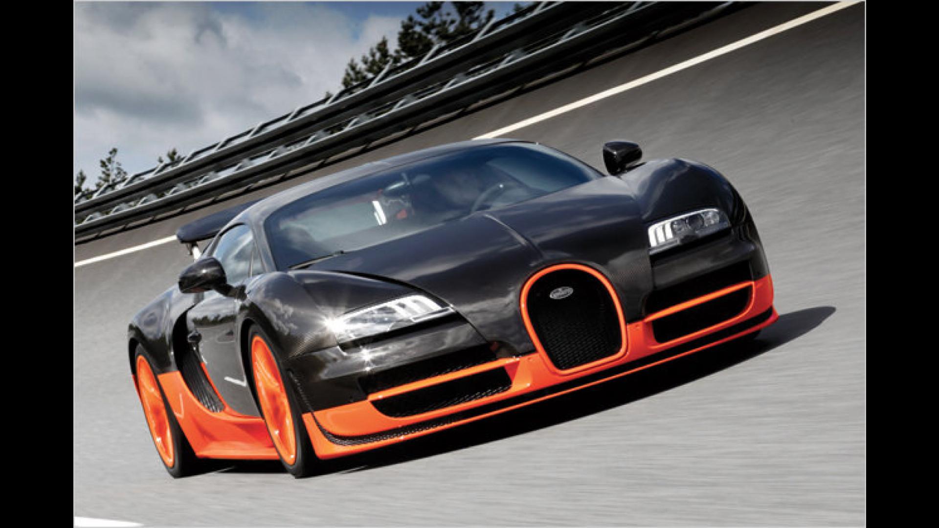der schnellste seriensportwagen der welt