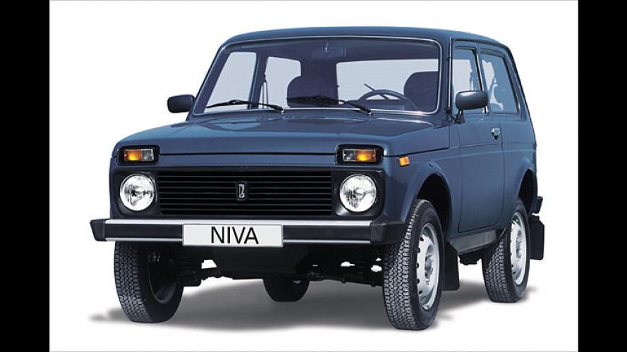 Lada Niva: Preis gesenkt