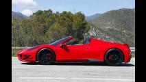 Ferrari 458 Spider Monaco