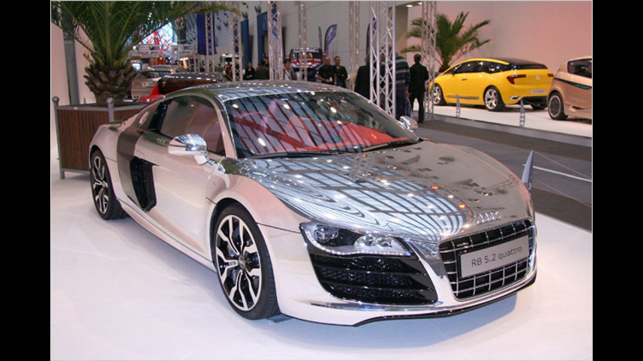Audi R8 5.2 FSI quattro Aluminium